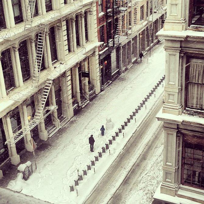 Slika 62 Njujork: Veje, veje i ne planira da stane