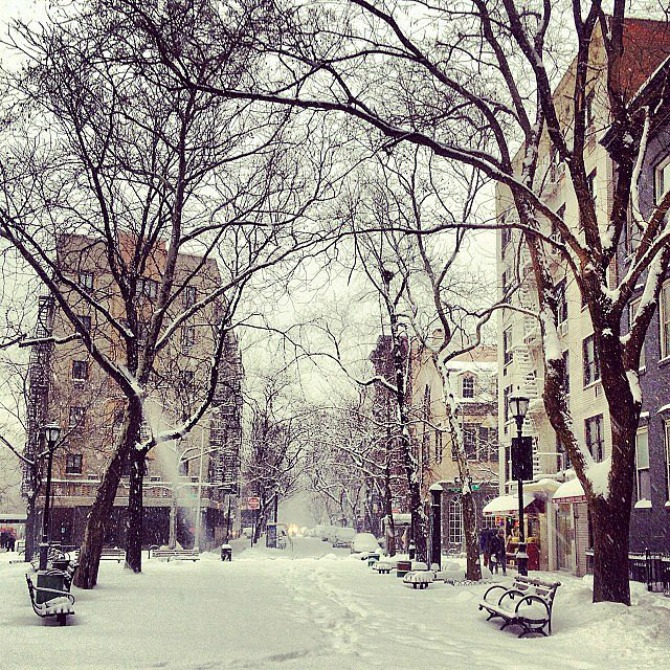 Slika 72 Njujork: Veje, veje i ne planira da stane