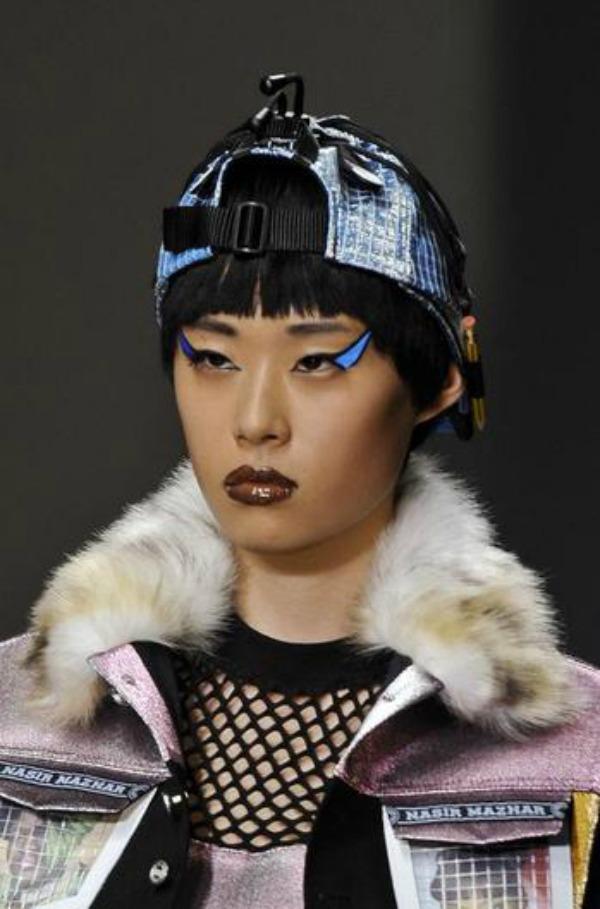 Slika 821 Ovo morate videti: Bizarne pojave na Nedelji mode u Londonu