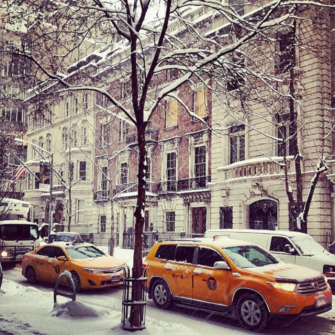 Slika 91 Njujork: Veje, veje i ne planira da stane