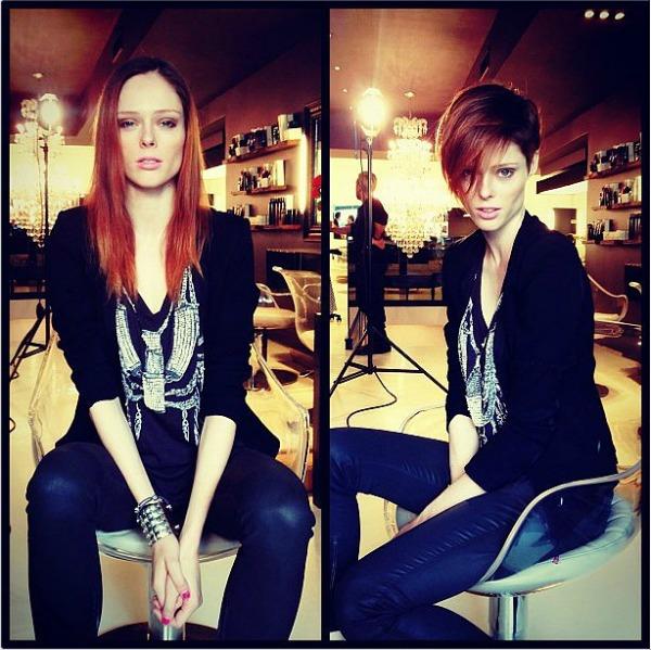 Slika 914 Promene frizura promovisane na Instagramu