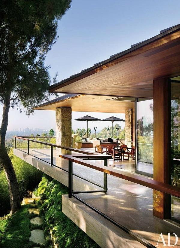 Slika214 Dženifer Eniston i njeni luksuzni domovi
