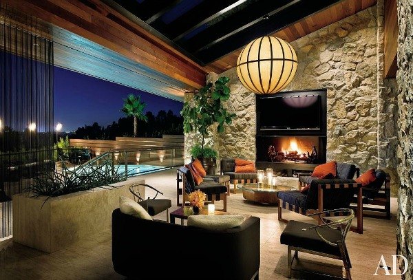 Slika37 Dženifer Eniston i njeni luksuzni domovi