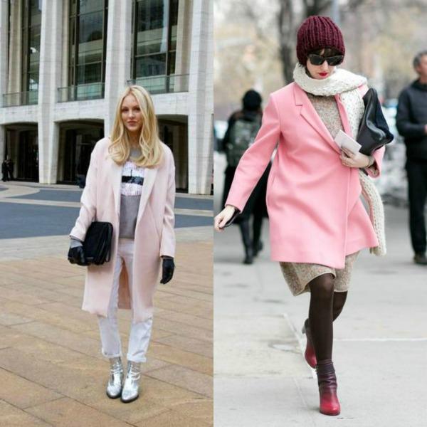 Slika41 Kaputi u roze boji nezaobilazni su modni trend
