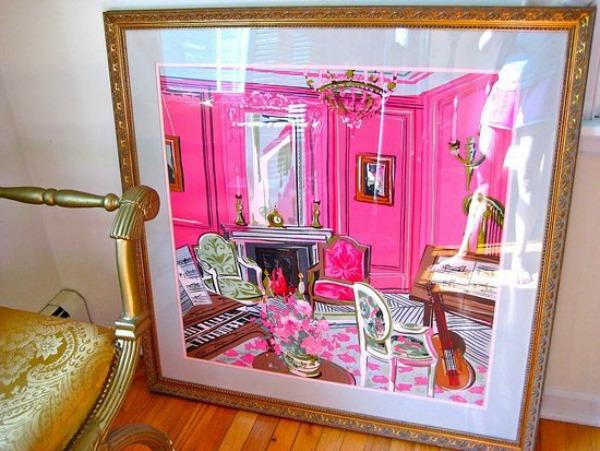 Slika412 Nekoliko briljantnih ideja da dekorišete prostor uz pomoć marama