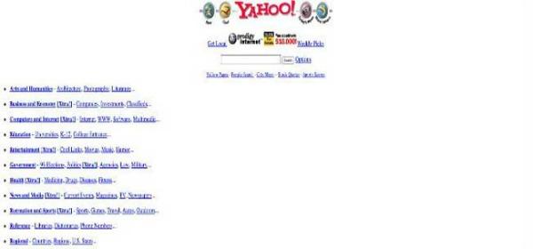 Slika45 Popularni sajtovi: Nekad i sad