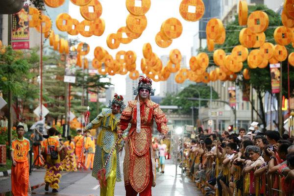 Street Festival1 Najbolje fotografije koje su obeležile januar