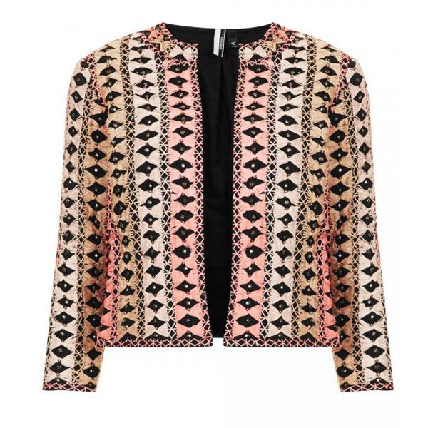 Topshop Multi Thread Crop Jacket 120 Omiljeni komadi poslovne žene: Sako i blejzer