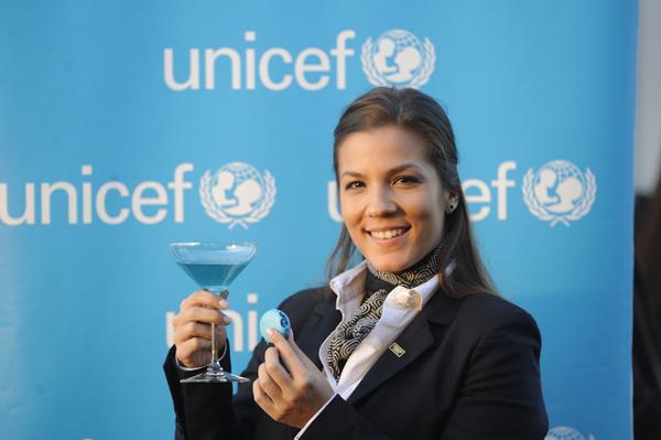 Unicef Square Nine Unicef koktel i macaroons UNICEF & Square Nine započeli saradnju na projektu Change for Children