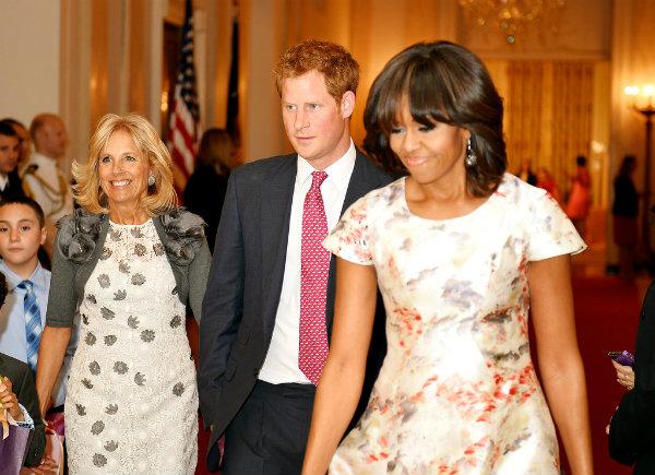 United States 3 Putovanja kraljevske porodice