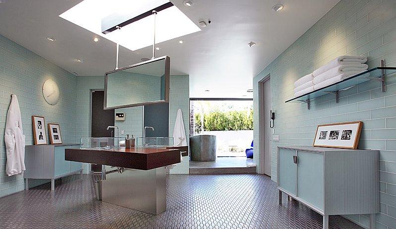 Were intrigued floating sinks mirrors even more Luksuzan dom Leonarda DiKaprija