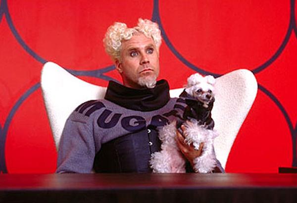 Will Ferrell Zoolander 10 najgorih filmskih frizura