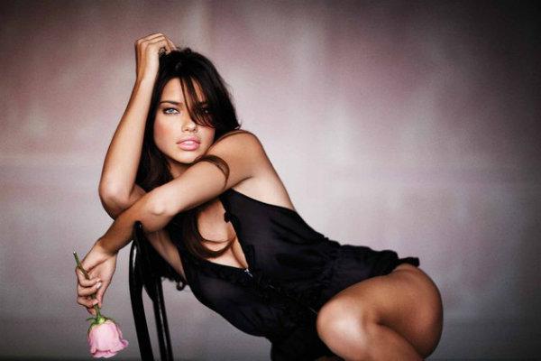 embedded Adriana Lima Najlepši Victorias Secret modeli