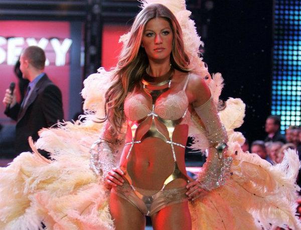 embedded Gisele Bundchen Najlepši Victorias Secret modeli