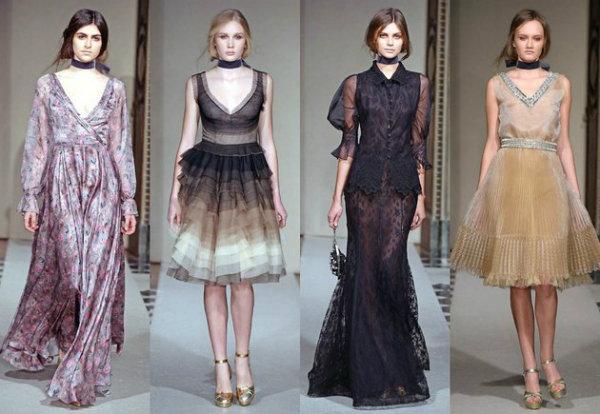 embedded Luisa Beccaria fall 2014 Nedelja mode u Milanu: Ženstvenost i elegancija