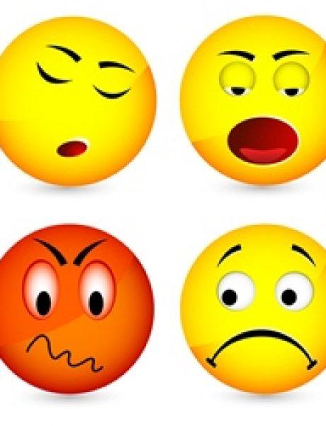 Imamo samo četiri emocije!