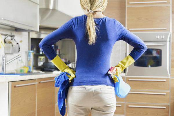 house cleaning Šta iritira vašu kožu?