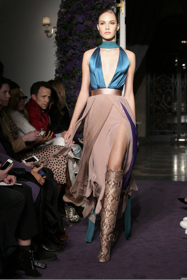jc obando new york fashion week 7 febbraio 2 New York Fashion Week: Top 5 prvog dana