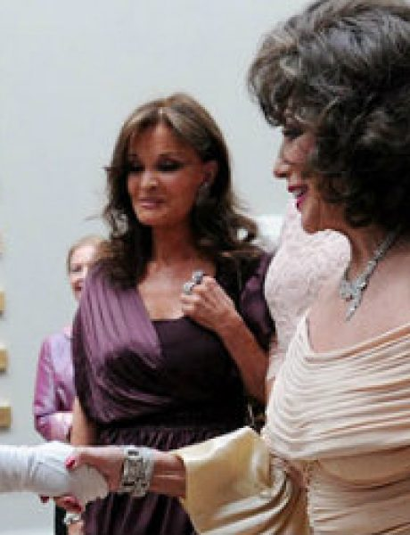 Kad Kraljica upoznaje Holivud