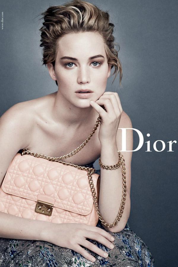 jennifermissdior1 Ponovo zajedno: Dior i Dženifer Lorens