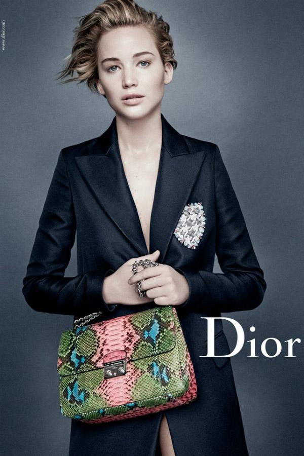 jennifermissdior2 Ponovo zajedno: Dior i Dženifer Lorens