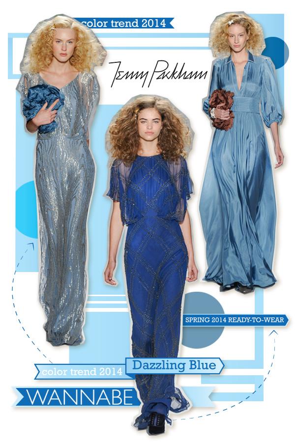 jenny packham dazzling blue wannabe Fashion Color Report: Zaslepljujuća plava