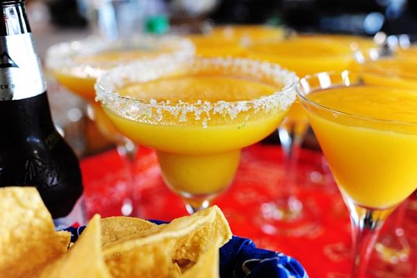 margaritas Koktel koji morate probati: Mango Margarita