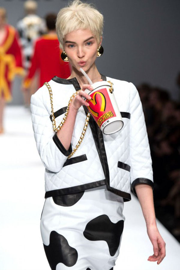 moschino mcdonalds g McDonald i Sunđer Bob inspiracija za Moschino