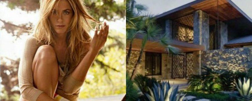 Dženifer Eniston i njeni luksuzni domovi