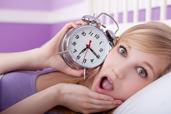 panic woman running late Pet najbuđavijih razloga za kašnjenje