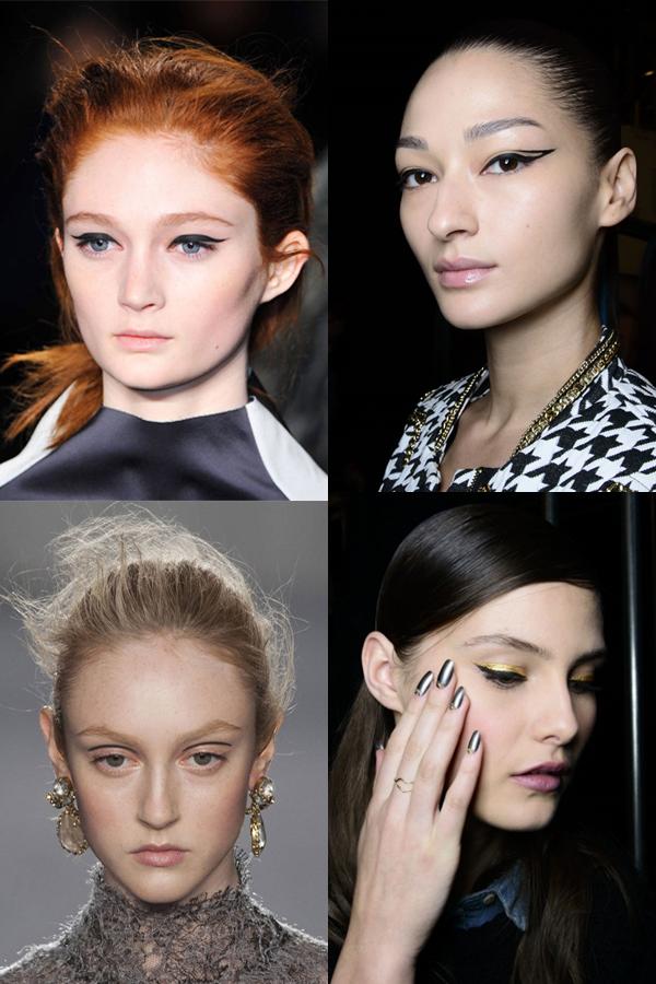 ragbone hoffman marchesa mischka nyfw Make up trendovi sa Nedelje mode u Njujorku
