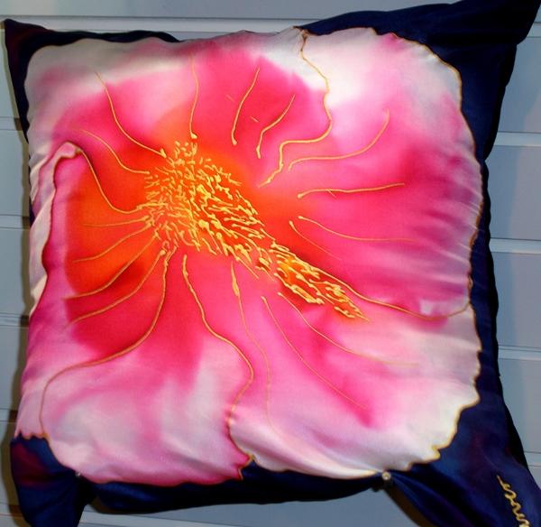 silk pillow rose Ne radiš ništa, a budiš se lepša!