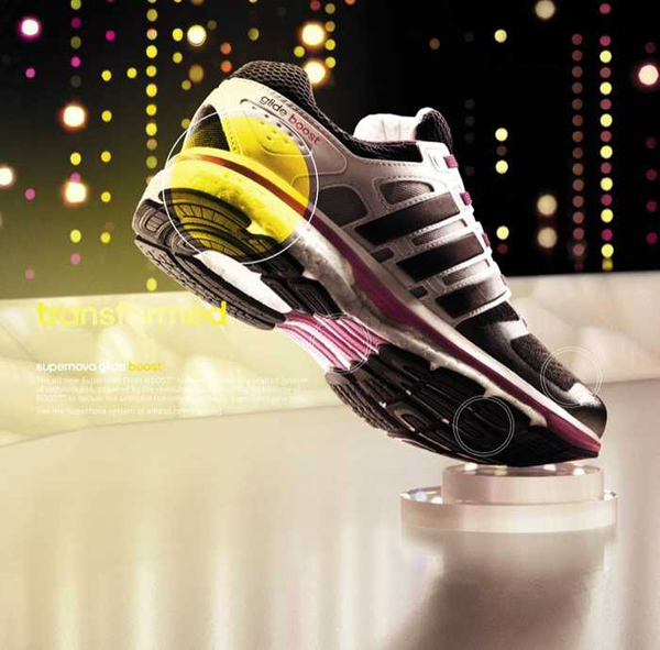 supernova glide boost Sport i trend: Adidas Supernova Glide