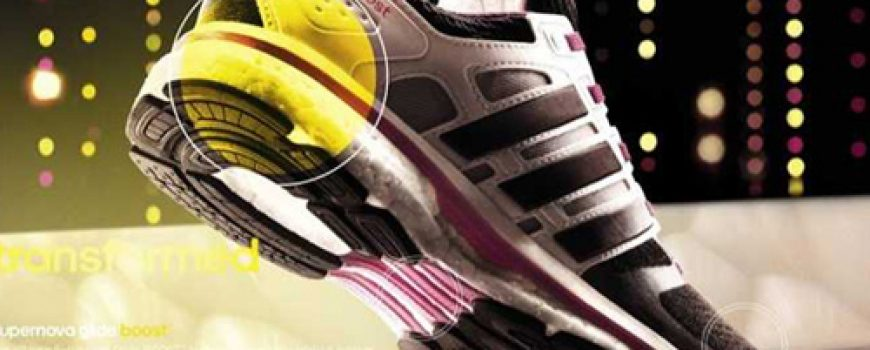 Sport i trend: Adidas Supernova Glide