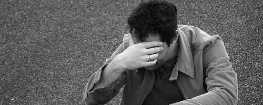 Depresija muškog srca