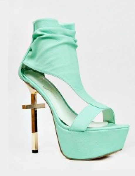Modna opsesija dana: Mint zelene sandale Privileged