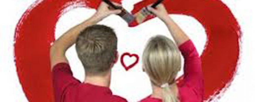 Poklon sa porukom za Dan ljubavi