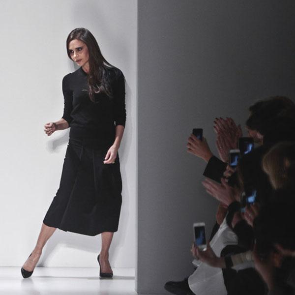 vb ap bow 2816493a New York Fashion Week: Viktorija Bekam