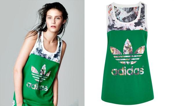 04 adidas topshop Adidas i TopShop: Sport i elegancija