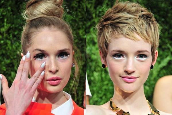 1 BOZVv6CUYl Prolećni beauty trend: Beli ajlajner