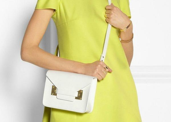 1122 Raskoš boja zameni torbom u beloj boji