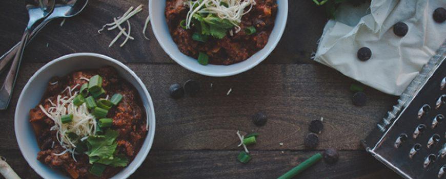 Blog o hrani koji volimo: Two Red Bowls