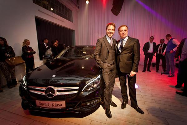 155 Nova Mercedes Benz C Klasa i GLA