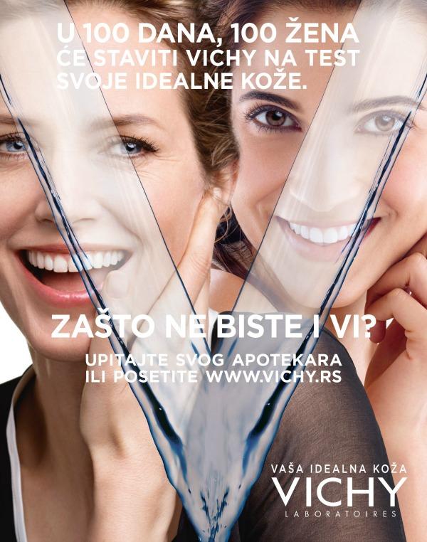 166 Vichy: Moja idealna koža