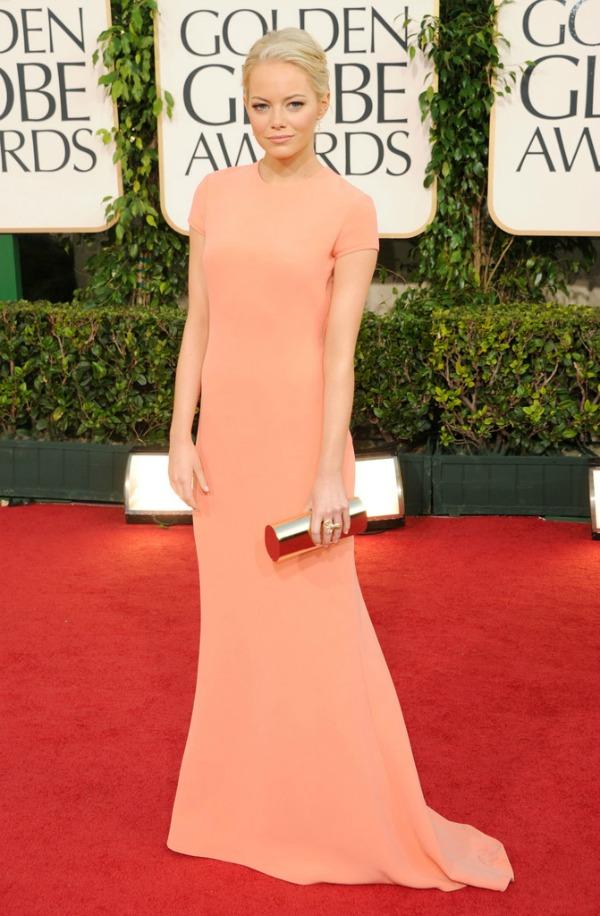 1 Emma Stone One to nose ovako: Pastelne boje