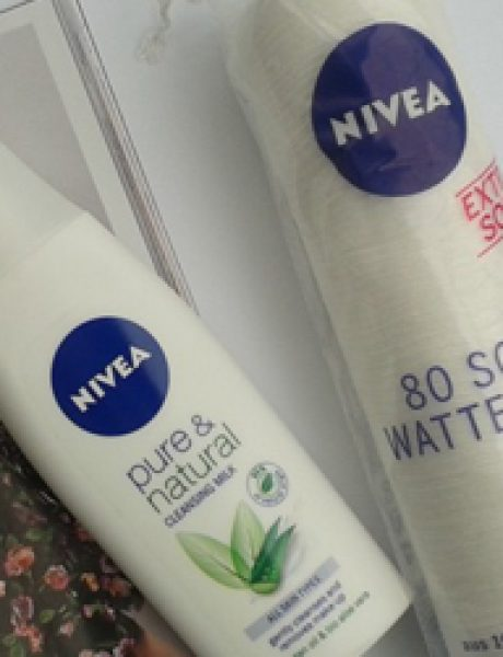 It's Time for Nivea: Linija Pure & Natural