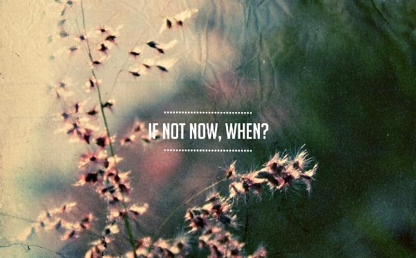 241 Ako ne sada, kada?