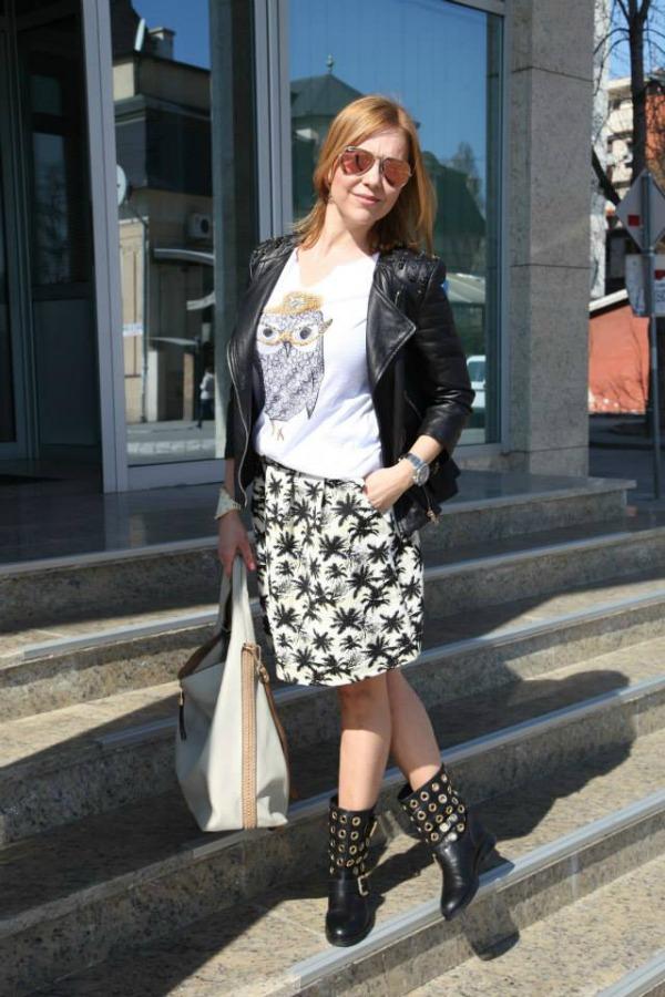 247 Fashion House modni predlozi: Mala privatna škola stila