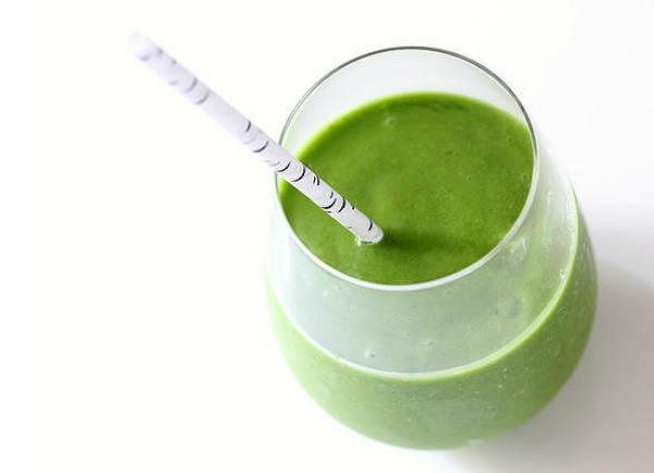 258 Zeleni napitak: Frape od kelja