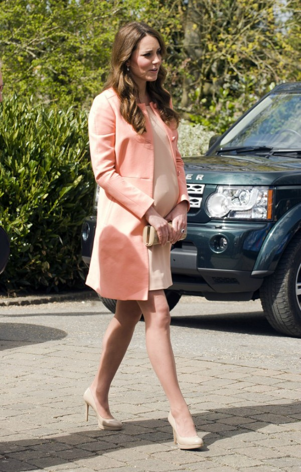 3 Kate Middleton One to nose ovako: Pastelne boje